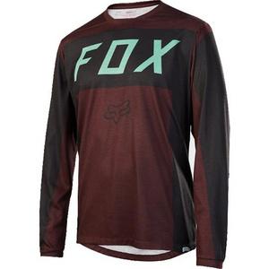 Fox Men's Indicator LS Moth Jersey [BRGY] XL