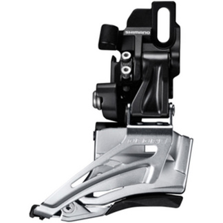 Deore M618-D double front derailleur, direct mount, down swing, top pull