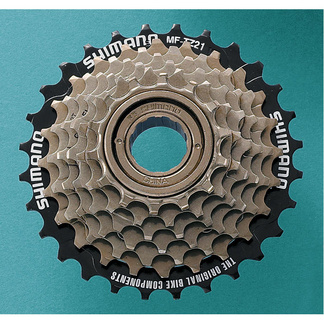 MF-TZ21 7-speed multiple freewheel, 14-28 T