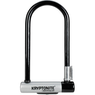 Kryptolok Standard U-Lock With With Flexframe Bracket Sold Secure Gold