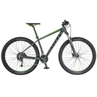 Scott Aspect 940 grey/green 2018