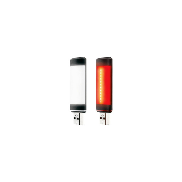 Fabric Lumacell USB Rechargeable Cycle Light Set
