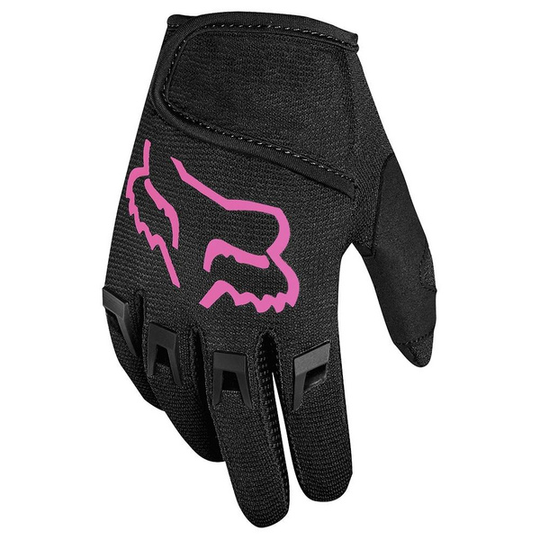 Fox Kids Dirtpaw Glove [Blk/Pnk]