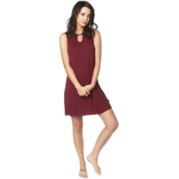 BAY MEADOW DRESS [CRNBRY]