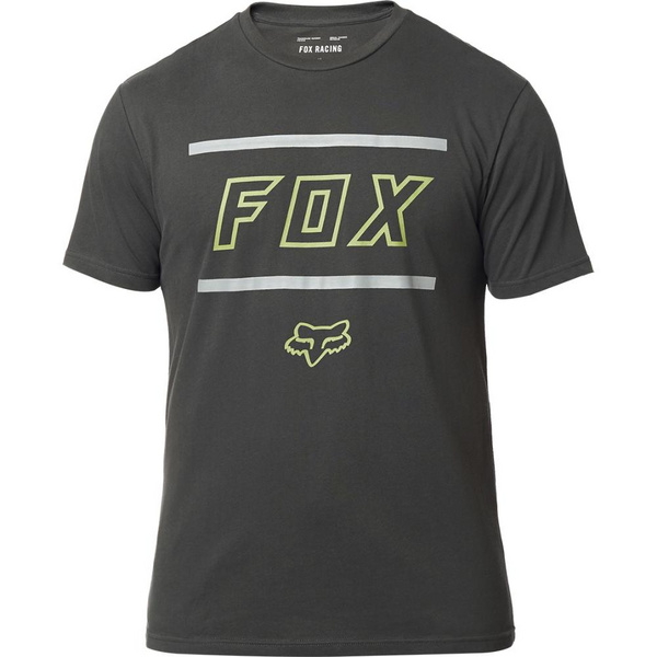 Fox Midway Ss Airline Tee [Blk Vin]