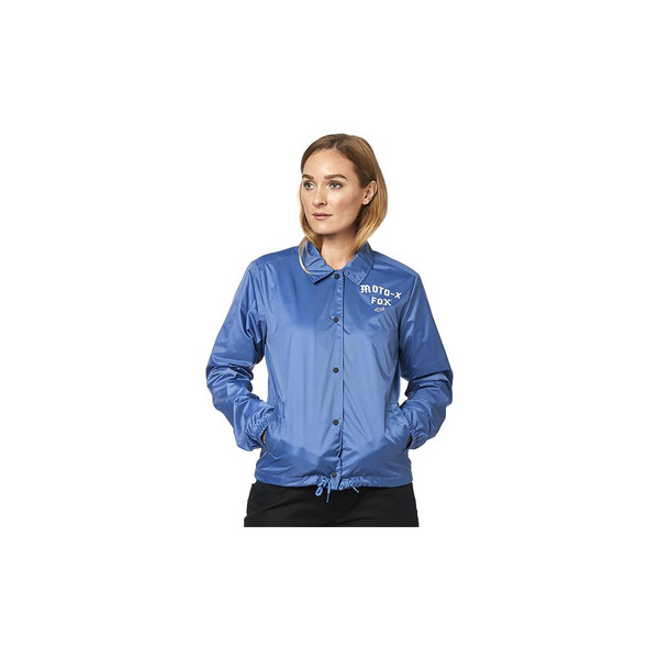 Fox Pit Stop Coaches Jacket [Blu]