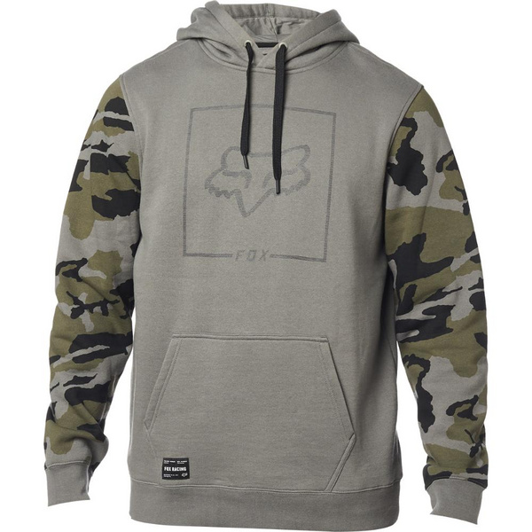 Fox Chapped Pullover Fleece [Cam]