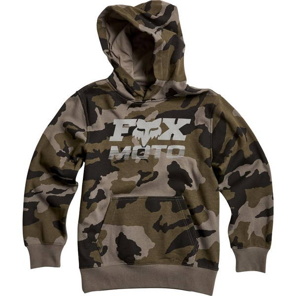 Fox Youth Charger Pullover Fleece [Cam]
