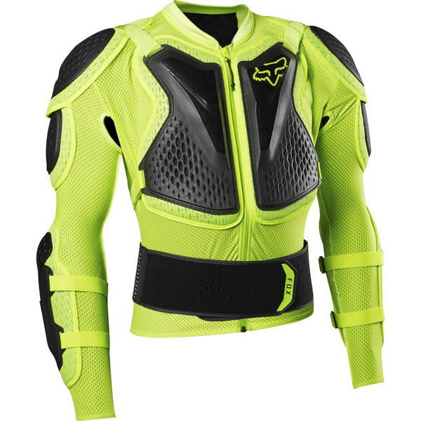 Fox Titan Sport Jacket [Flo Ylw]