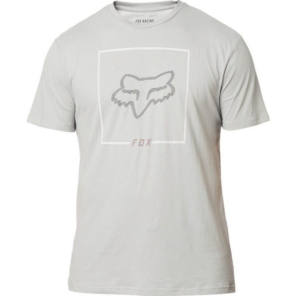 Fox Chapped Ss Airline Tee [Gry/Blk]