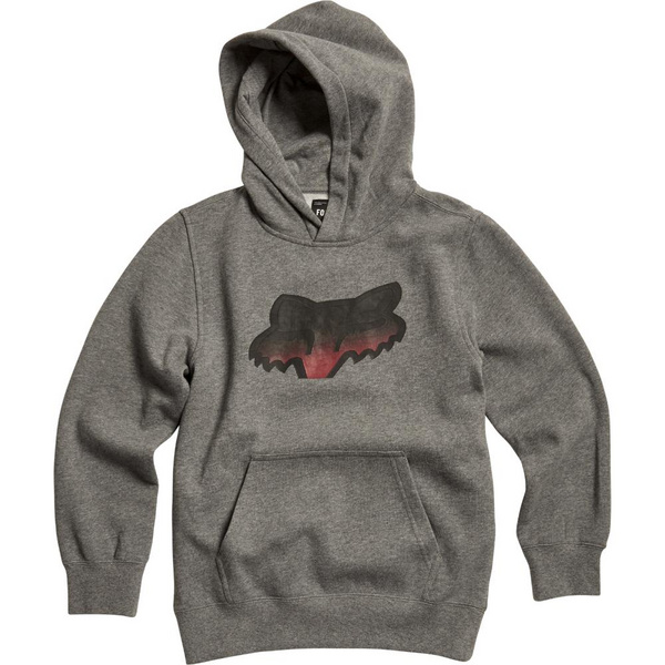 Fox Youth Beat It Po Fleece [Htr Graph]