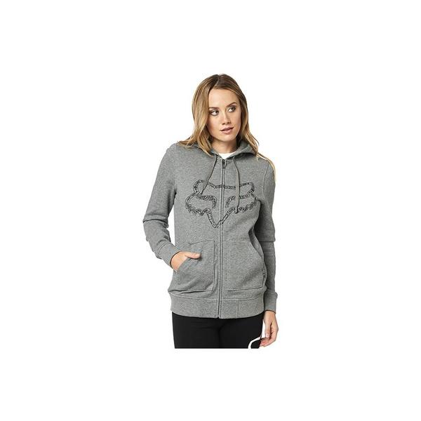 Fox Barstow Zip Fleece [Htr Graph]