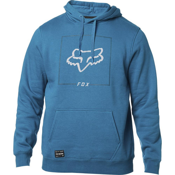 Fox Chapped Pullover Fleece [M Blu]