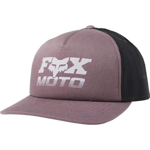 Fox Charger Snapback Hat [Pur]