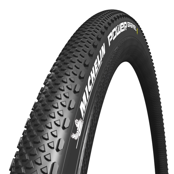 Michelin Power Gravel Tyre 700 x 35c Black (35-622)