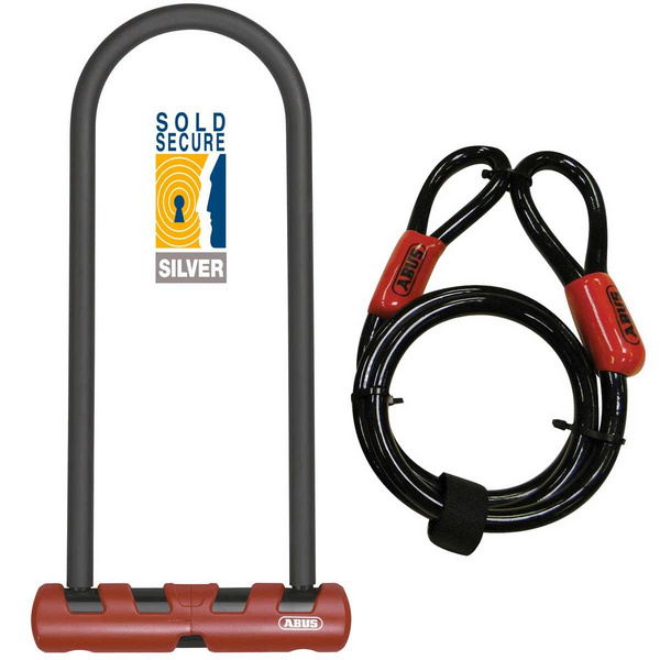 ABUS 420 170Hb Ultimate D Lock And Cable Pack