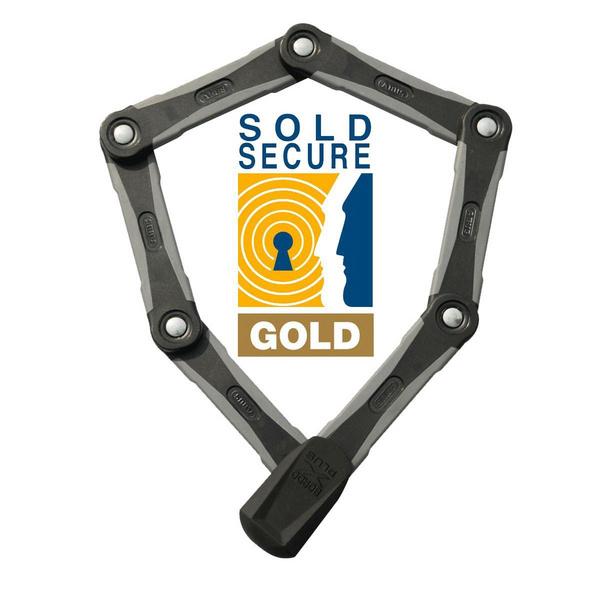 ABUS BORDO GRANIT X-PLUS 6500/85 FOLDING LOCK - SH BRACKET