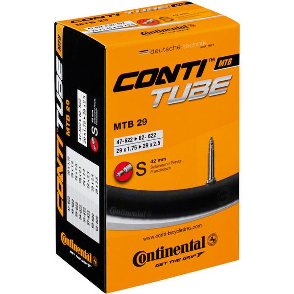MTB tube 29 x 1.75 - 2.5 inch 42mm Presta valve Inner Tube