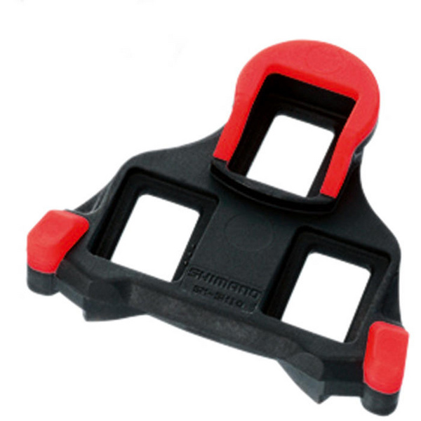 SM-SH10 SPD SL-Cleats, Fixed, Red