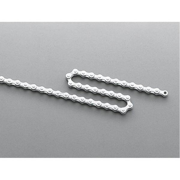 CN-NX10 chain 1/2 x 1/8, silver - 114 links