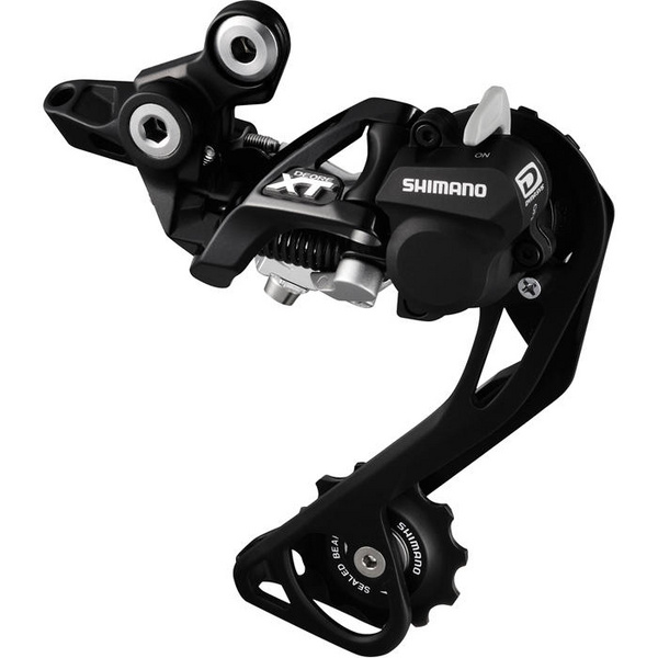 RD-M780 XT 10-speed Shadow rear derailleur, top normal