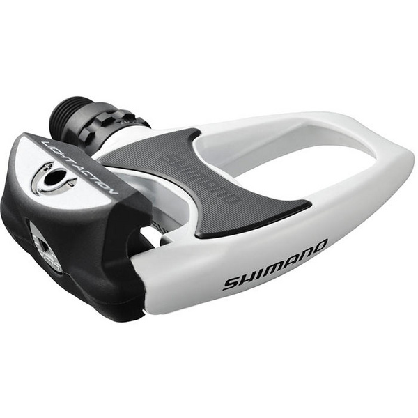 PD-R540 light action SPD SL Road pedals, white