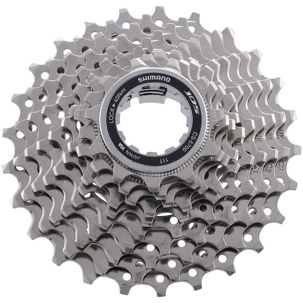 CS-5700 105 10-speed cassette