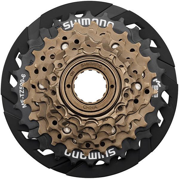 MF-TZ500 7-speed multiple freewheel, 14-28 tooth