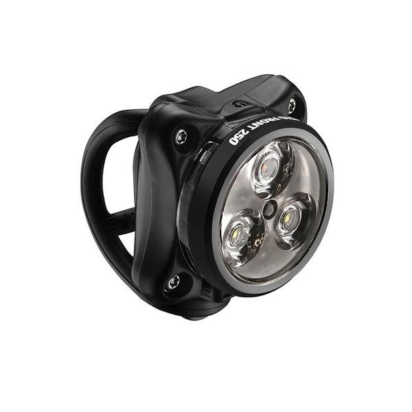 Lezyne - Zecto Drive 250 - Front - Black