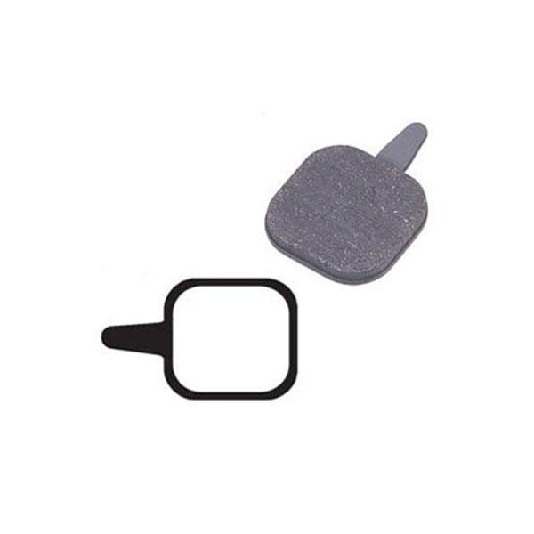 Ashima Tektro Aquila Semi-Metal Disc Brake Pad