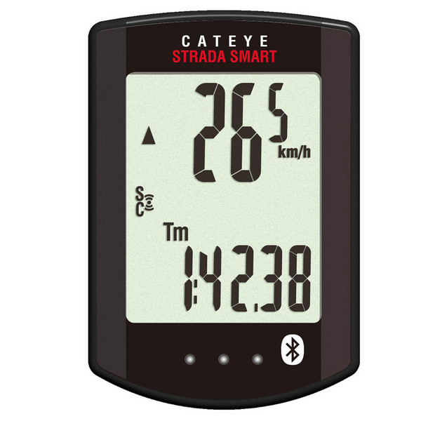 Cateye Strada Smart With Speed / Cadence And Heart Rate S