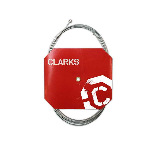 Clarks Universal Die-Drawn S/S Tube Nipple Inner Gear Wire W1.1 X L2275Mm Fits All Major Systems Dispenser Box (100 Pcs)