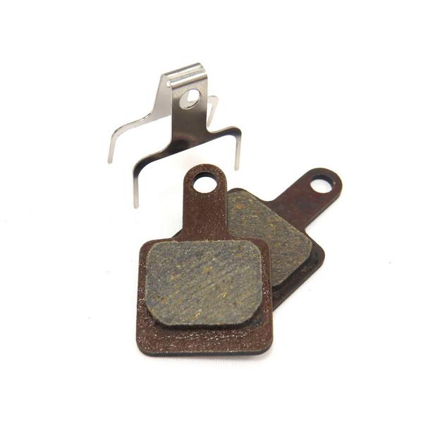 Clarks Sintered Disc Brake Pads w/Carbon for Tektro Volans/Auriga Twin/Auriga Sub/Auriga E-Sub