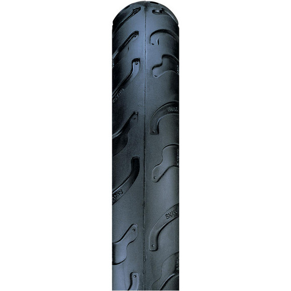 12 x 1-1/2 - 2-1/4 inch semi-slick stroller tyre