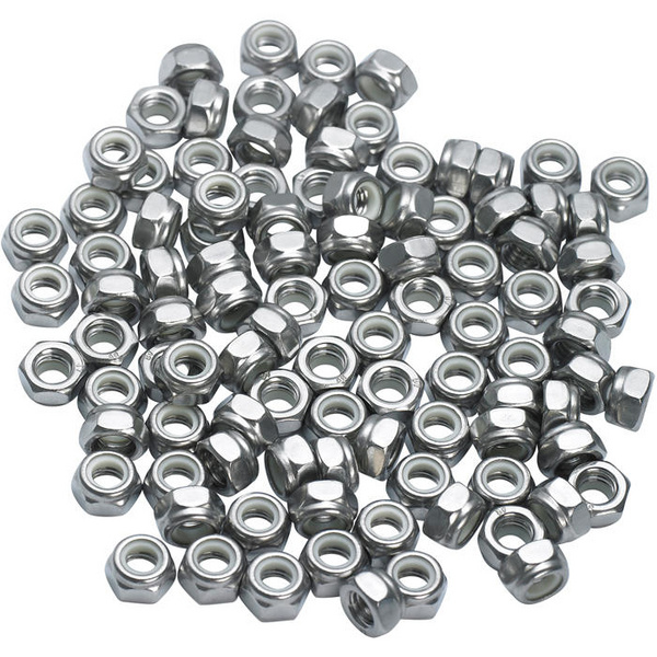 M:Part Part Nyloc Nut Pack M5X100