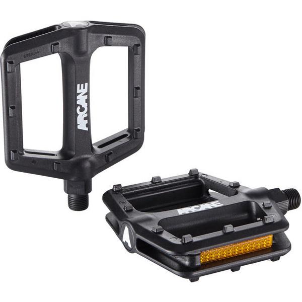 Cadence nylon pedal with boron axle 111  x 105 x 25.5 mm