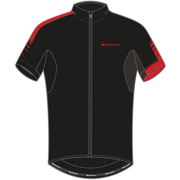 Madison Jersey Peloton Ss Men