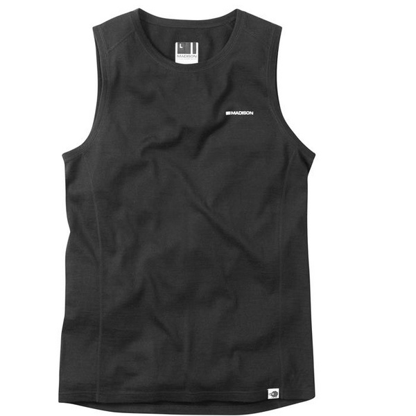 Isoler Merino men's sleeveless baselayer
