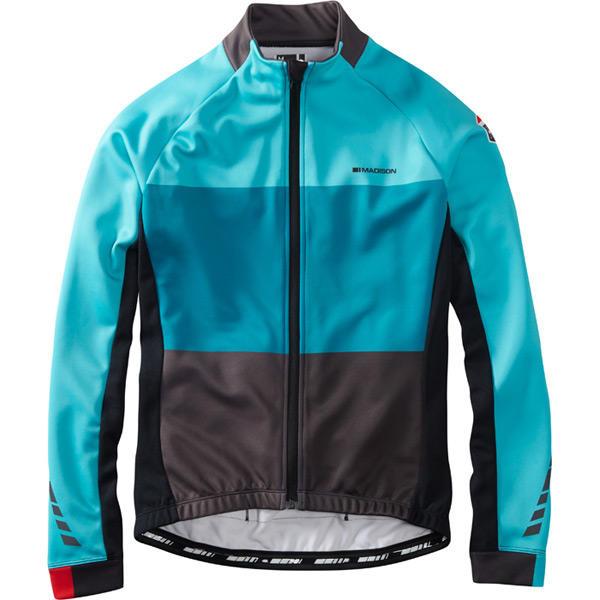 Sportive men's long sleeve thermal roubaix jersey