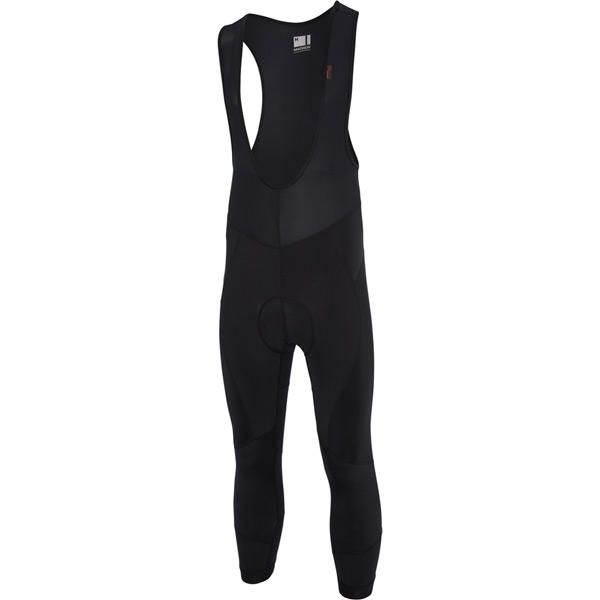 Sportive men's DWR 3/4 bib shorts