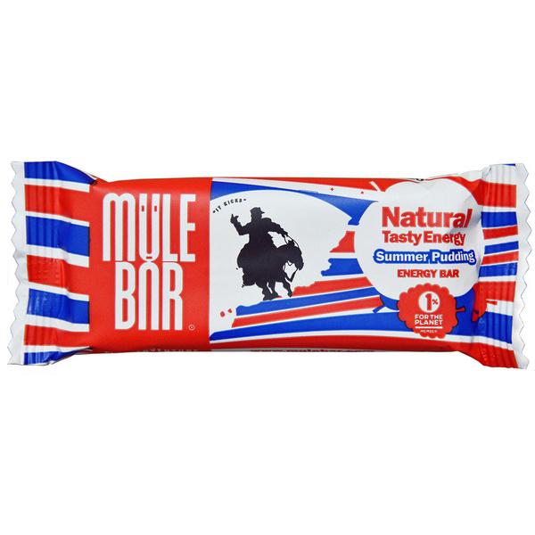 Mule Bar Nutrition Bar Energy Bar