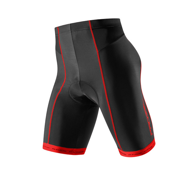 Altura Pro Gel Shorts Black/Red Xl