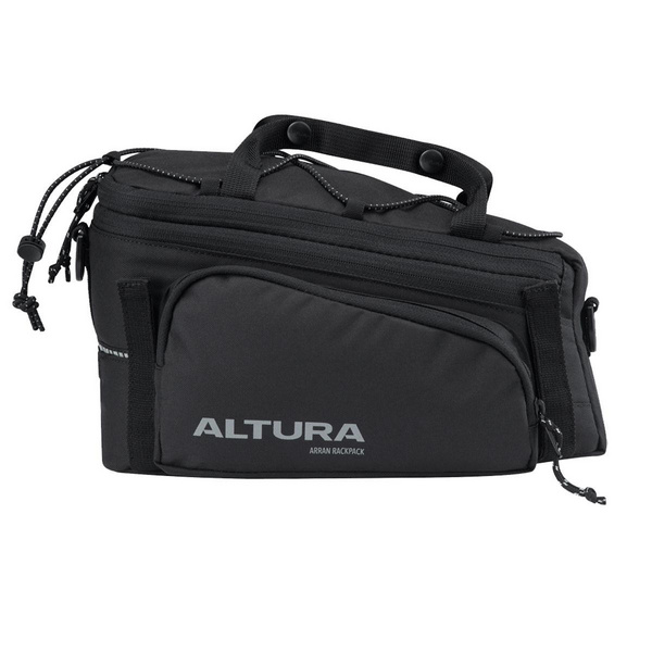 ALTURA ARRAN 2 RACK PACK: BLACK 8 LITRE