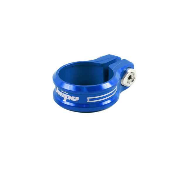 Seat Clamp - Bolt - Blue