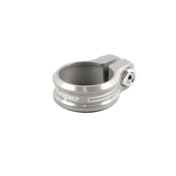 Seat Clamp - Bolt - Silver