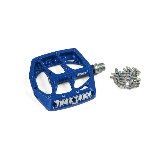 F20 Pedal Complete - Blue - Single