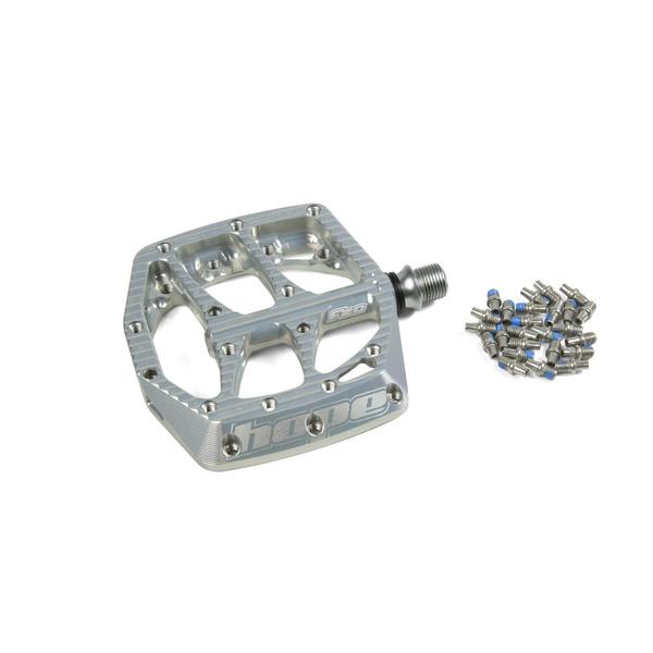 F20 Pedal Complete - Silver - Single