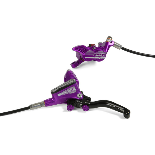 Tech 3 E4 Brake - No Rotor - Purple