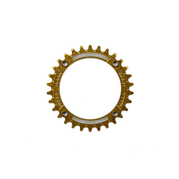 Hope Hope Retainer Ring - 32T - Gold