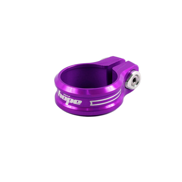 Seat Clamp - Bolt - Purple